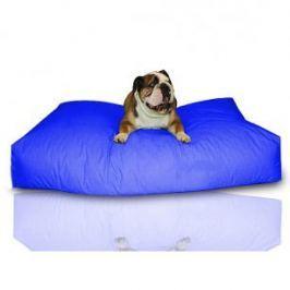 Pelíšek pro psa Bullibag modrý, 120cm x 80cm x 20cm