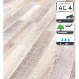 Laminátová podlaha v dekoru dub masivní 8 mm Castello Classic