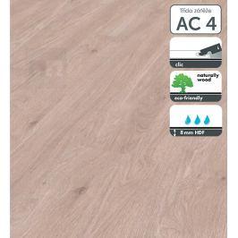 Laminátová podlaha v dekoru dub Alsasský 8 mm Castello Classic