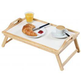 Servírovací stolek gumovníkový E4