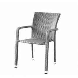 Křeslo v moderním šedém provedení BARCELONA DF-002550