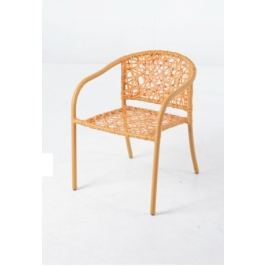 Židle NEST oranžová DF-001591