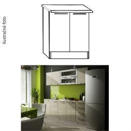 Kuchyňská skříňka, dub sonoma, IRYS D-60
