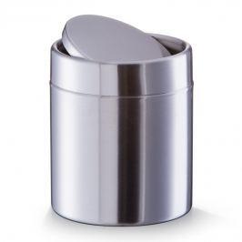 Koš na odpadky stolní nerez E158