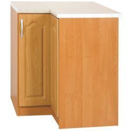 Kuchyňská skříňka, dolní, pravá, olše, LORA MDF S90 / 90
