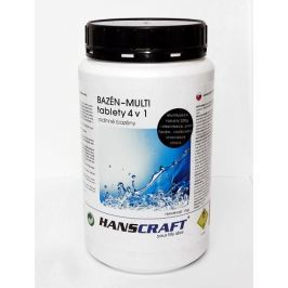 HANSCRAFT BAZÉN - MULTI tablety 4v1 - 1 kg