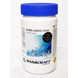 HANSCRAFT BAZÉN - RAPID Chlor - 1 kg