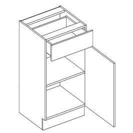 D40/S1 dolní skříňka KN1810 D/B pravá