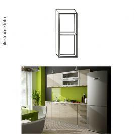 Kuchyňská skříňka, bílá, IRYS G1P-20