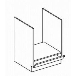 DK60 skříňka na vestavnou troubu NORA de LUX hruška