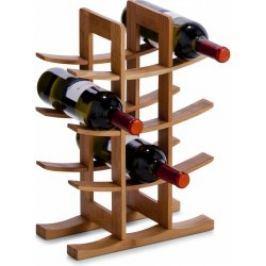 Stojan na víno bambusový E245