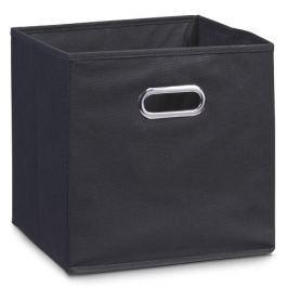Box úložný flísový černý E303