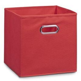 Box úložný flísový červený E305