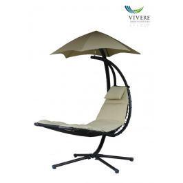 Závěsné houpací lehátko Vivere Original Dream Chair, písková