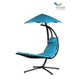 Závěsné houpací lehátko Vivere Original Dream Chair, tyrkysová
