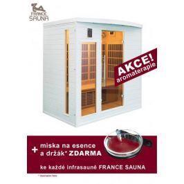 Infrasauna FRANCE SAUNA Soleil Blanc 4
