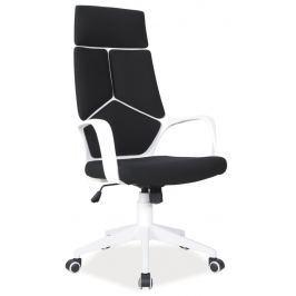 Moderní kancelářské křeslo v černé barvě KN055