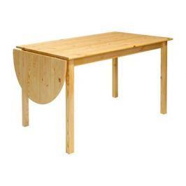 Jídelní stůl s rozšířením