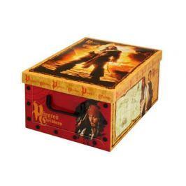 Krabice úložná Disney 32 x 40 x 17 cm, piráti