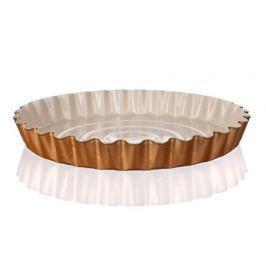 BANQUET Forma vlnitá na koláč s keramickým povrchem GOURMET CERAMIA 28,5 x 3,5 cm