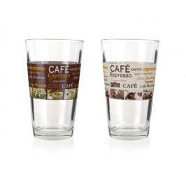 Sklenice CAFE 455 ml, assort