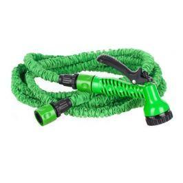 Hadice natahovací 15 m, zelená