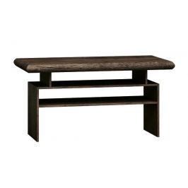 Dřevěný konferenční stolek v provedení jasan tmavý typ K13 KN062