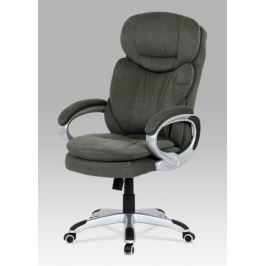 Kancelářská výškově nastavitelná komfortní židle v šedé barvě KA-G198 GREY2