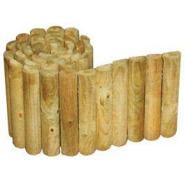 Ohraničení záhonů dřevěné 250x30 cm