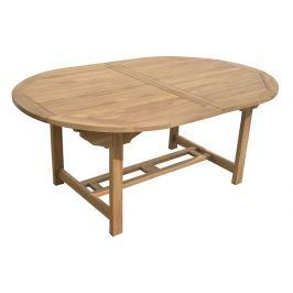 Stůl rozkládací oválný MELBOURNE