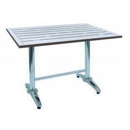 Zahradní hliníkový stůl 120x80 cm MTB 014