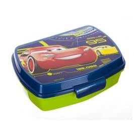Box svačinový CARS 3, 17x12 cm