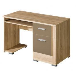 Psací stůl v dekoru dub sonoma a arusha typ C15 KN549