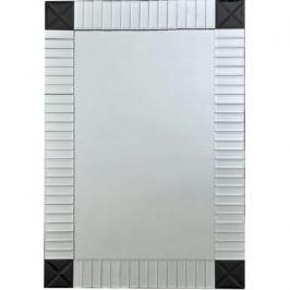 Zrcadlo v kombinaci černé a stříbrné TYP 3 TK2196