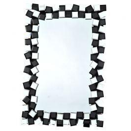 Zrcadlo s černo - bílou mozaikou TYP 8 TK2196