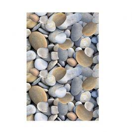 Koberec, vzor kameny, 80x200, BESS