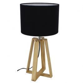 Stolní lampa, černá, JADE Typ 3