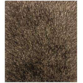 Koberec, hnědá, 80x150, GARSON