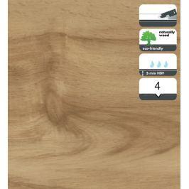 Vinylová podlaha dílce v dekoru buk klasik 5 mm FORBO Novilon Click