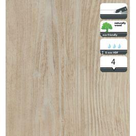 Vinylová podlaha dílce v dekoru pinie rustikální bělená 5 mm FORBO Novilon Click