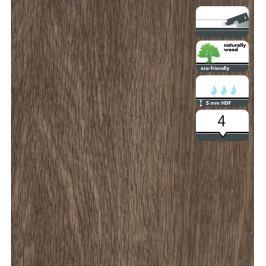 Vinylová podlaha dílce v dekoru dub hnědý koláž 5 mm FORBO Novilon Click