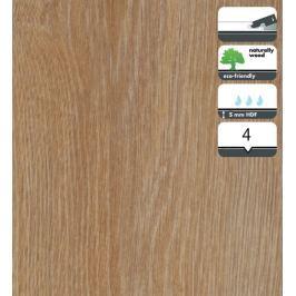 Vinylová podlaha dílce v dekoru dub ryzí 5 mm FORBO Novilon Click