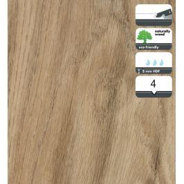 Vinylová podlaha dílce v dekoru dub medium 5 mm FORBO Novilon Click