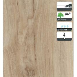 Vinylová podlaha dílce v dekoru dub světlý 5 mm FORBO Novilon Click