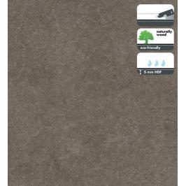 Vinylová podlaha dílce v dekoru tmavošedý písek 5 mm FORBO Novilon Click