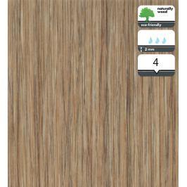 Vinylová podlaha dílce v dekoru mořská tráva přírodní 2 mm FORBO Novilon Vinyl