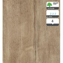 Vinylová podlaha dílce v dekoru pinie přírodní 2 mm FORBO Novilon Vinyl