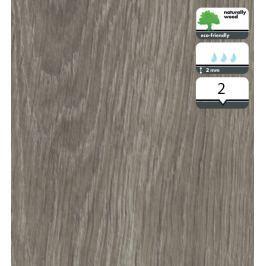 Vinylová podlaha dílce v dekoru dub šedý velký 2 mm FORBO Novilon Vinyl