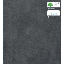 Vinylová podlaha dílce v dekoru dřevěné uhlí 2 mm FORBO Novilon Vinyl