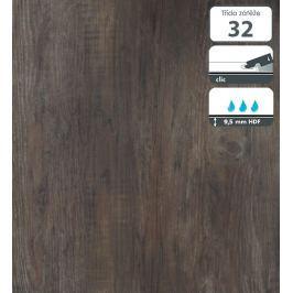 Vinylová podlaha dílce v dekoru dub tmavý 9,5 mm Floover Extra Akce